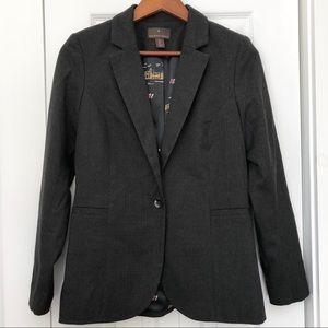 Fenn Wright Manson   Dark Gray Blazer Jacket